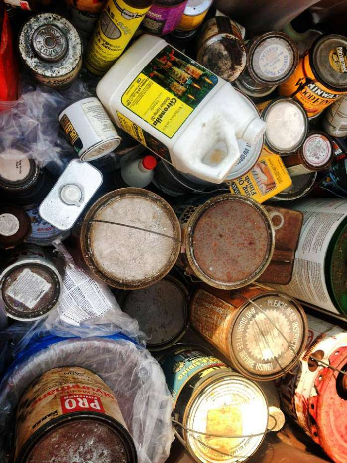 What is HHW (Household Hazardous Waste)?